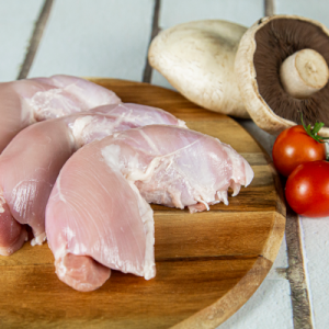 Chicken Thigh Fillets – Free Range