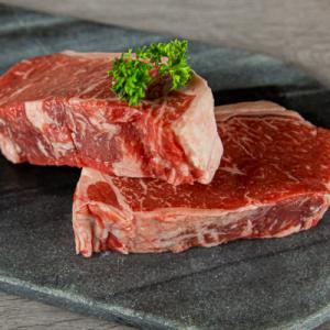 Porterhouse Steak – Yearling grass-fed  Marinated