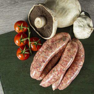 Lamb Pumpkin & Feta Sausages