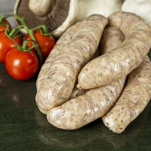 Chicken Manuka Honey & Hickory Sausages