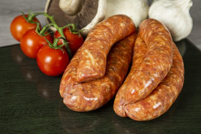 Worcestershire Cracked Pepper Sausages