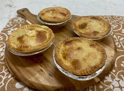 Cooked Pies