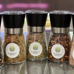 Salt Pepper Spices
