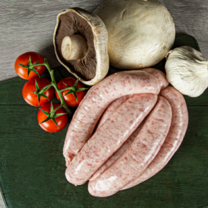 Thick English Pork Sausages