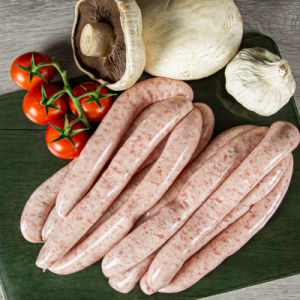 Thin English Pork Sausages