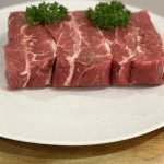 Yearling Oyster Blade Steak – Special  – tray buy