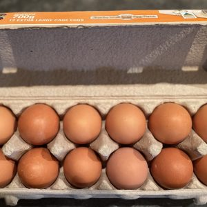 Eggs – Jacobs Well Extra Large 700gm