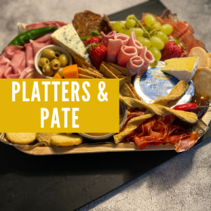 Deli Platters & Pate