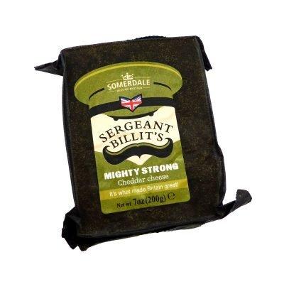 Sgt Billets Cheese