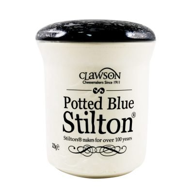 Long Clawson Potted Blue Stilton