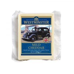 Westminster Mild Cheddar 150g