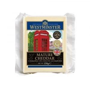 Westminster Mature Cheddar 150g