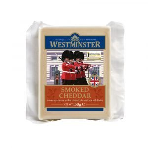 Westminster Smoked Cheddar 150g