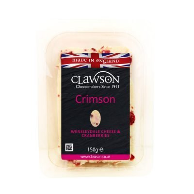 Long Clawson Wensleydale & Cranberry Cranberry
