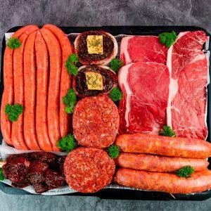 Meat Platter $90 ~ yearling grass-fed Australian grown meat
