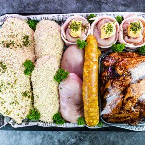 Chicken Platter $50 ~ free range Australian grown chicken