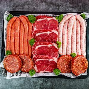 Meat Platter $50 ~ yearling grass-fed Australian grown meat